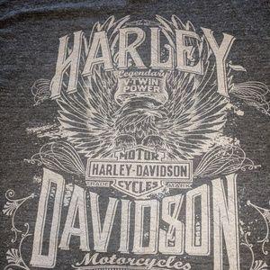 Harley Davidson graphic t shirt, medium
